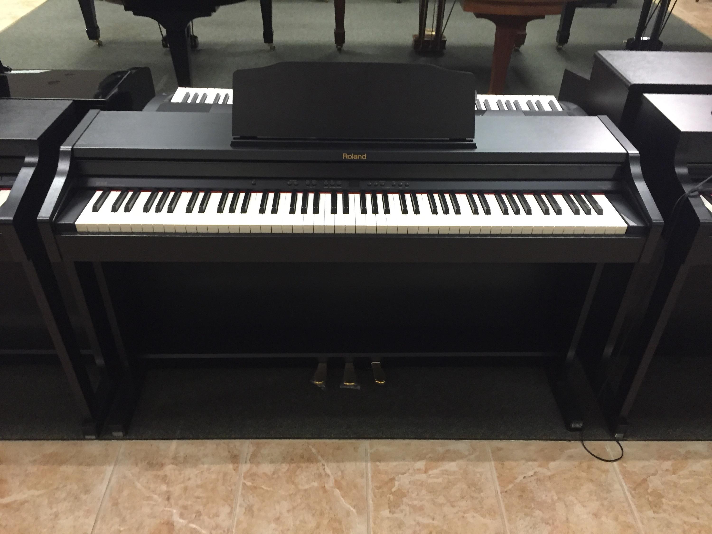 roland rp 401r digital piano hall piano company warehouse. Black Bedroom Furniture Sets. Home Design Ideas